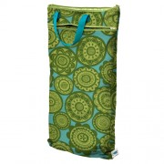 Planet Wise Hanging Wet Dry Bag - Lime Somersaults