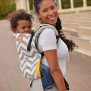 Tula Gray ZZ Toddler