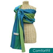 Maya Wrap Comfort Fit Ring Sling Plume