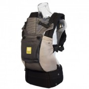 Lillebaby Airflow Grey and Silver