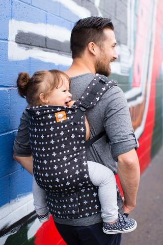 Tutto sul baby wearing Tula-Jet